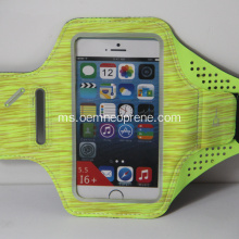 Gim Berlian Colorful Bergerak Telefon ArmBands 5.5 inci
